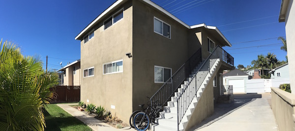 Pacific Beach Triplex 2