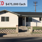 2 San Diego Triplexes For Sale! Adjacent Properties!