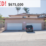 Lemon Grove 4 Units! Fully rented, well-maintained, great location!
